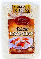 Фото World's Rice egyptian 500 г