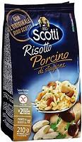 Фото Scotti Risotto al Porcino с белыми грибами 210 г