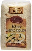 Фото World's Rice long grain Vietnam 500 г