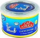 Рыбные консервы, морепродукты Africa