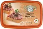 Фото Pate Grand-Mere паштет из куриной печени с грибами Exclusive 175 г