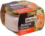 Фото MerSea паштет с креветками Pasteta Shrimps 160 г