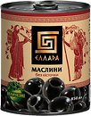 Фото Ellada маслины черные без косточки 850 мл