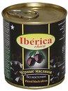 Фото Iberica маслины черные без косточки Chica 200 г