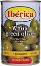 Фото Iberica оливки зеленые без косточки 300 г