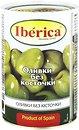 Фото Iberica оливки зеленые без косточки 420 г