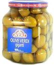 Фото Neri оливки зеленые с косточкой Olive Verdi Giganti 900 г