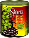 Фото Senorita оливки зеленые без косточки 3 кг