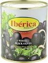 Фото Iberica маслины черные с косточкой 3 кг
