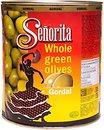 Фото Senorita оливки зеленые с косточкой Гигант 3 кг