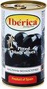 Фото Iberica маслины черные без косточки 360 г