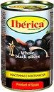 Фото Iberica маслины черные с косточкой 360 г