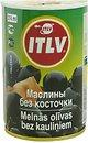 Фото ITLV маслины черные без косточки 314 мл