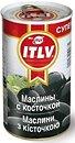 Фото ITLV маслины черные с косточкой 314 мл