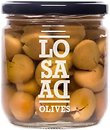 Фото Losada оливки зеленые Cracked Alorena 345 г