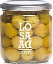 Фото Losada оливки зеленые с косточкой Manzanilla 345 г