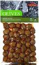 Фото Ilida оливки зеленые с косточкой с орегано и буково 250 г