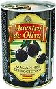 Фото Maestro de Oliva маслины черные без косточки 432 г