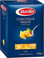 Фото Barilla Conchiglie Rigate №93 500 г