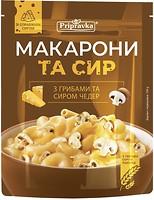 Фото Приправка Макароны с грибами и сыром Чеддер 150 г