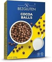 Фото Bezgluten сухой завтрак шарики со вкусом какао 250 г