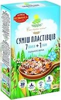 Фото Терра хлопья 7+1 зерновых 600 г