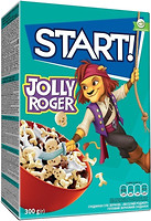 Фото Start сухой завтрак Jolly Roger 300 г