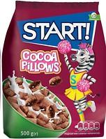 Фото Start сухой завтрак Cocoa pillows 500 г