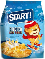 Фото Start сухой завтрак Frosted Corn Flakes 850 г