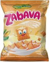 Фото Золоте Зерно сухой завтрак Вкусная Забава со вкусом топленого молока 100 г