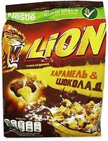 Фото Nestle сухой завтрак Lion 450 г