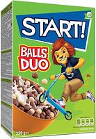 Фото Start сухой завтрак Balls Duo 250 г