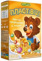 Фото Золоте Зерно сухой завтрак хлопья кукурузные Медовые 80 г