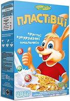 Фото Золоте Зерно сухой завтрак хлопья кукурузные Молочные 80 г