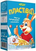 Фото Золоте Зерно сухой завтрак хлопья кукурузные Молочные 200 г