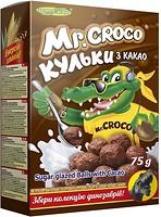 Фото Золоте Зерно сухой завтрак шарики с какао 75 г