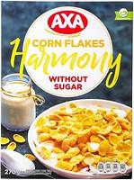 Фото АХА сухой завтрак Harmony кукурузные хлопья без сахара 270 г