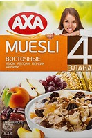 Фото АХА мюсли восточные 4 злака 300 г