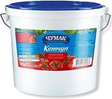 Фото Чумак кетчуп томатний 5 кг