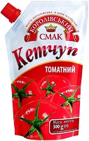 Фото Королівський смак кетчуп томатний 300 г