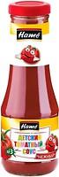 Фото Hame соус томатный детский Нежный 300 г