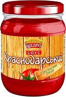 Фото Щедро соус Краснодарський з екстрактами спецій 480 г