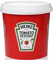 Фото Heinz кетчуп томатный 10 л