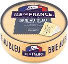 Фото Ile De France Brie Au Bleu фасованный 125 г