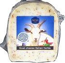 Фото Goat Farm Goat Cheese With Italian Herbs фасованный 200 г