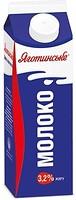 Фото Яготинське молоко 3.2% п/п 900 мл