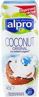 Фото Alpro кокосовое Original без сахара с рисом 250 мл