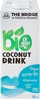 Фото Bridge кокосовое Bio Organic 1 л