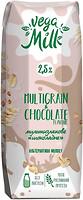 Фото Vega Milk мультизлаковое с шоколадом 2.5% 250 мл