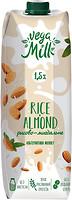 Фото Vega Milk рисово-миндальное 1.5% 950 мл